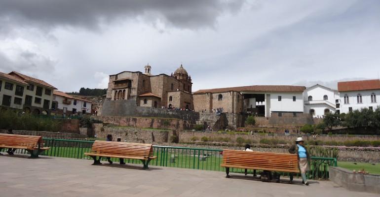 Um dia em Cusco