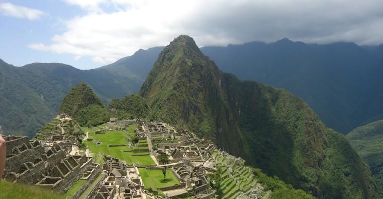 Organizando a viagem a Machu Pichu