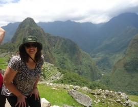 Aguas Calientes após Machu Pichu
