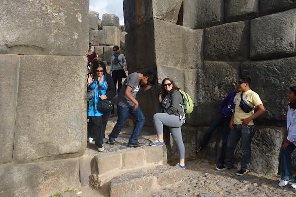 City tour das ruínas de Cusco
