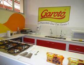 Curso de Chocolate na Fábrica de Chocolates Garoto