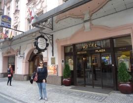 Café maravilhoso, localização e dicas no Best Western Meteor Plaza em Praga