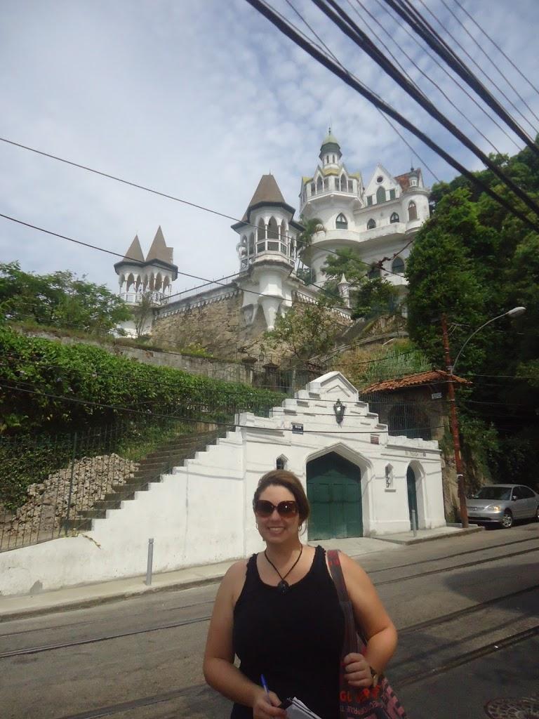 7641f734ac6e5 Pelos trilhos de Santa com Rio Walks - Santa Teresa (Rio ...