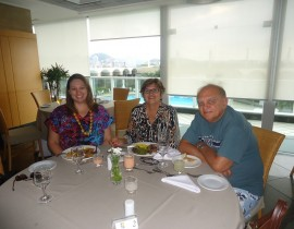 Feijoada de Sábado no Hotel Senac Ilha do Boi