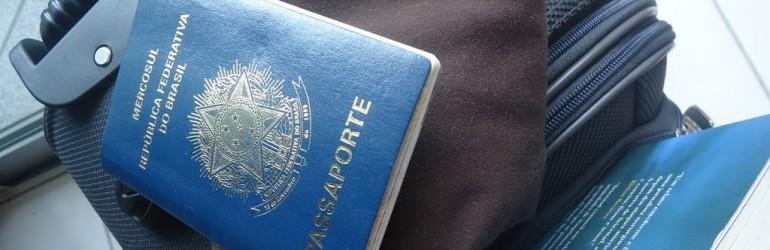 Validade do passaporte brasileiro muda de 5 para 10 anos!