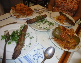 Comida Àrabe – Rotisseria Sírio Libanesa no Rio de Janeiro