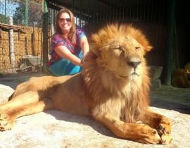 Zoo Lujan próximo a Buenos Aires