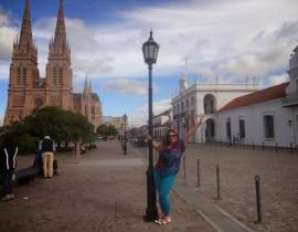 Centro histórico de Lujan