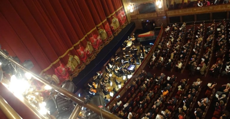 Assistindo a uma ópera em Buenos Aires – Teatro Cólon