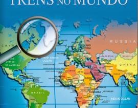 Atlas de Trens pelo Mundo