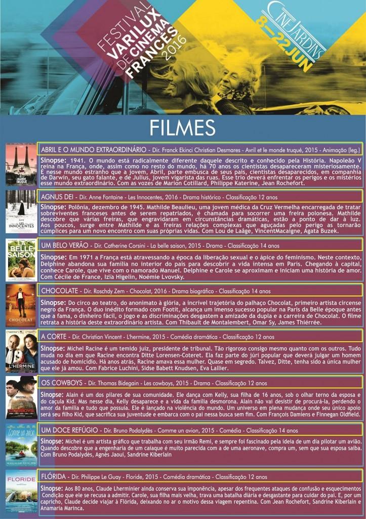 mais filmes festival